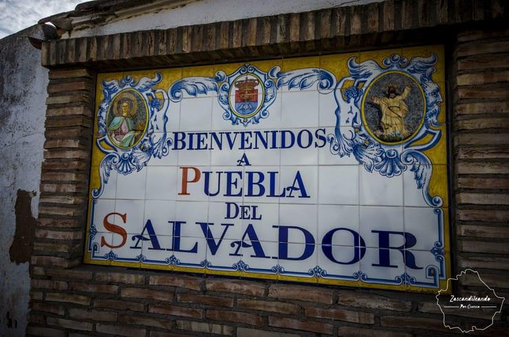 Bienvenidos a Puebla del Salvador