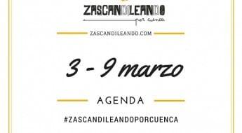Agenda del 3 al 9 de marzo de 2016 en Cuenca