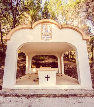 Ermita_Virgen_Cueva_Santa_La_Pesquera
