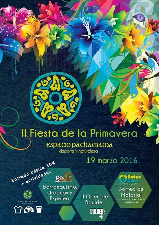 Espacio Pachamama Fiesta de la Primavera 2016