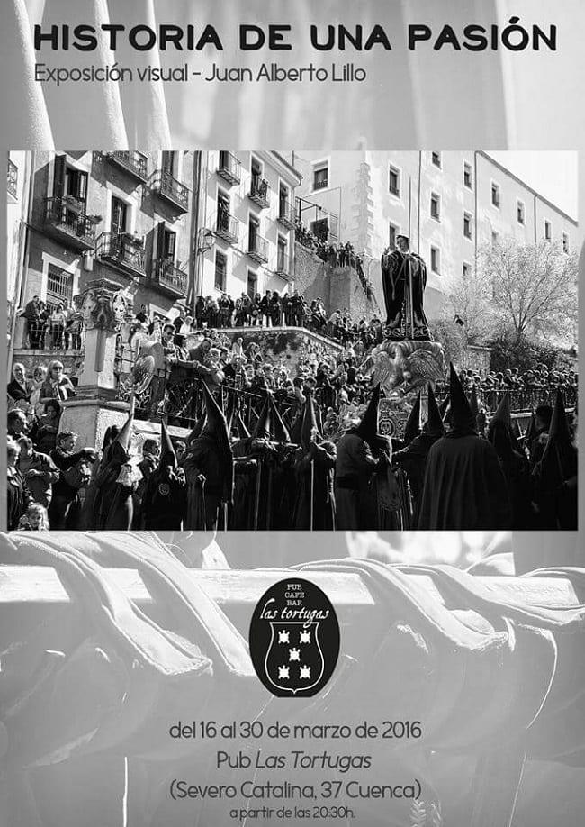 Exposición Historia de una Pasión en Cuenca