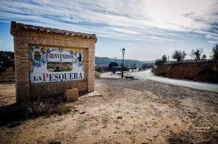 La Pesquera, en Cuenca