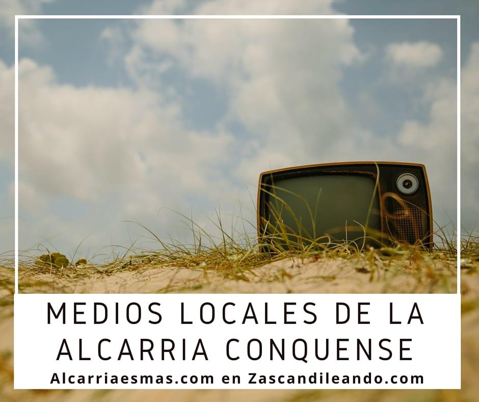 Medios de comunicación en la Alcarria de Cuenca