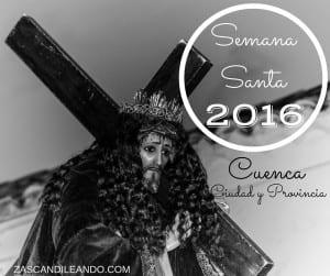 Eventos de Semana Santa en Cuenca 2016
