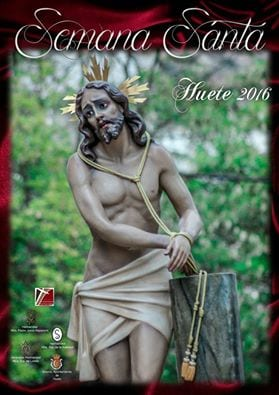 Cartel de la Semana Santa en Huete