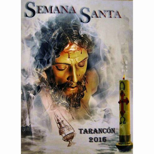 Cartel de la Semana Santa en Tarancón