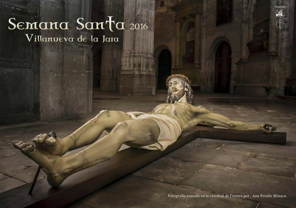 Cartel de la Semana Santa en Villanueva de la Jara