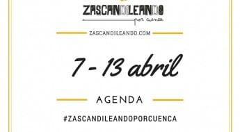 Agenda del 7 al 13 de abril de 2016 en Cuenca
