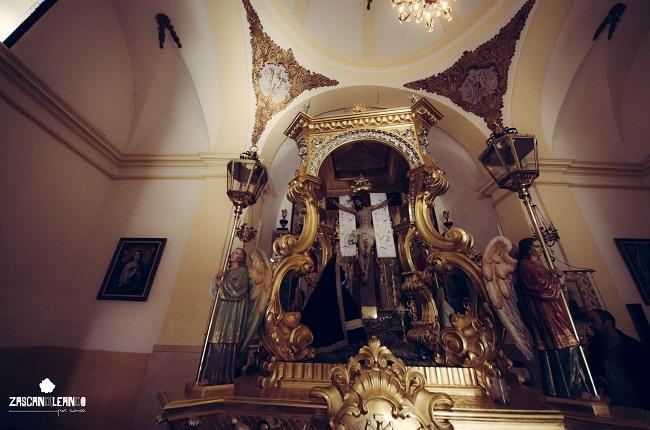 Cristo de la Salud, Minglanilla