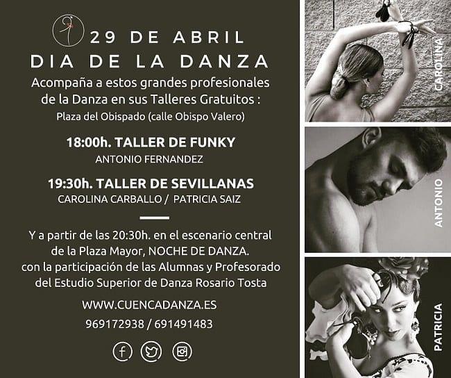 Día de la Danza en Cuenca