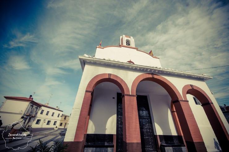 Ermita del Santísimo Cristo de la Salud, Minglanilla