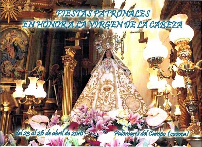Fiestas virgen de la Cabeza Palomares 2016