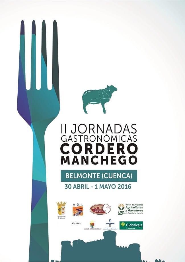 Jornadas Gastronómicas del cordero en Belmonte 2016