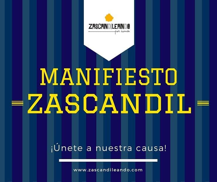 Presentación Manifiesto Zascandil