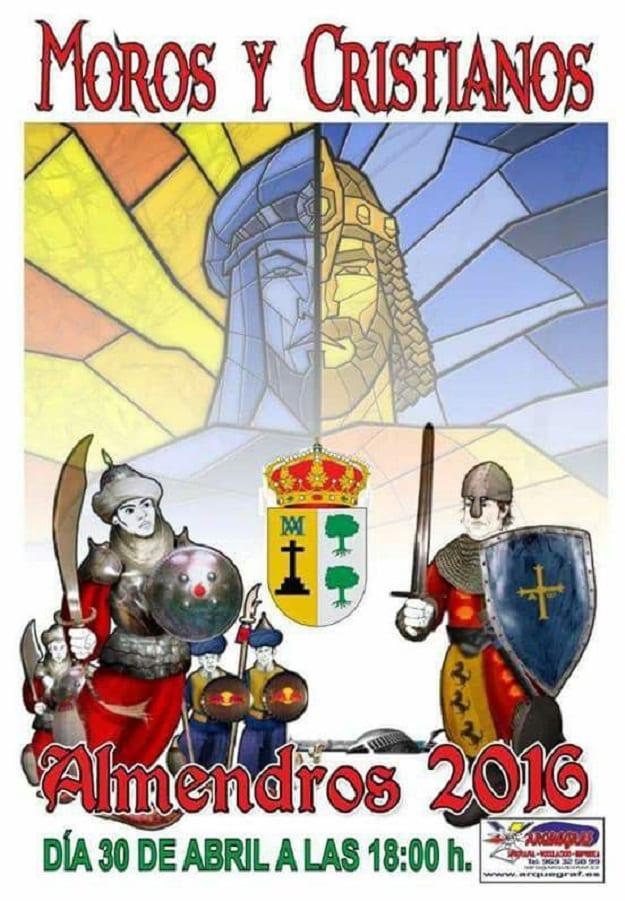 Fiestas de Moros y Cristianos en Almendros