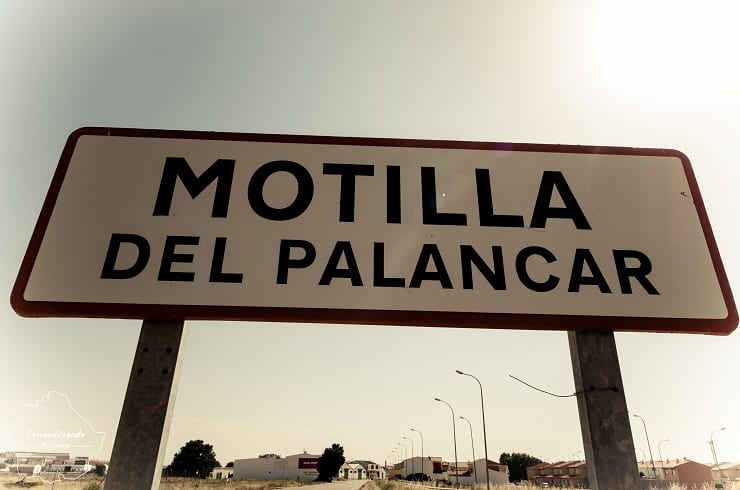 Motilla, pueblo conquense de Paula Crespo