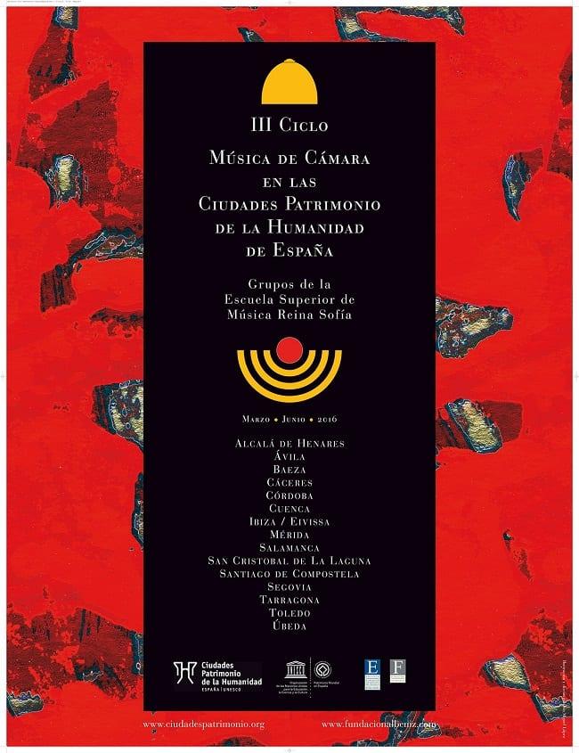 Música de Cámara en Cuenca 2016