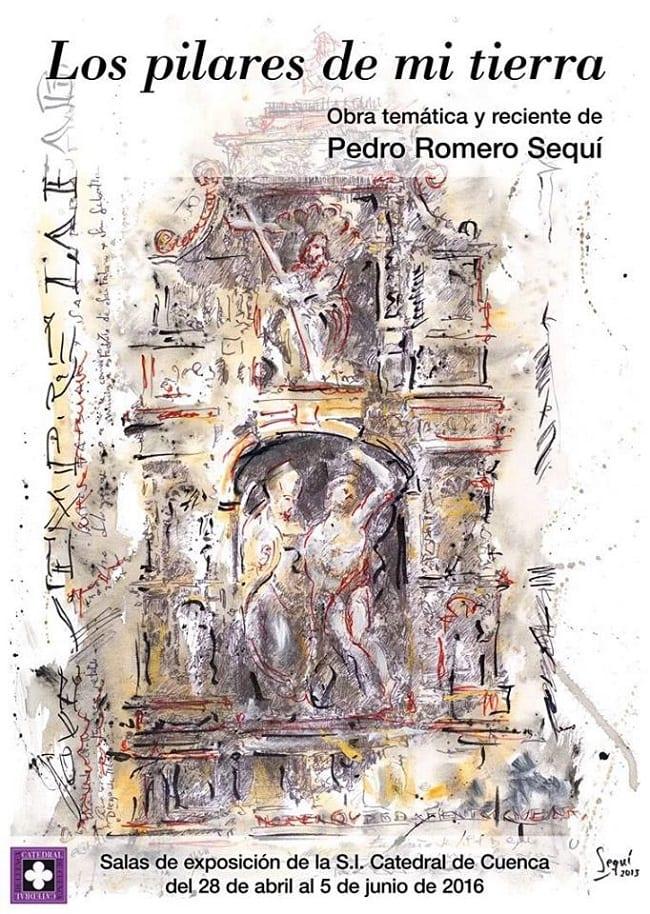 Pedro Romero Sequí en la Catedral de Cuenca