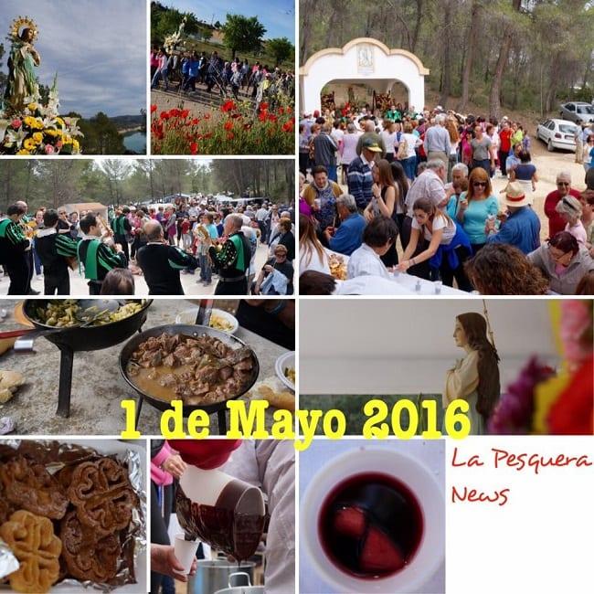 Romería 2016 Virgen Cueva Santa La Pesquera