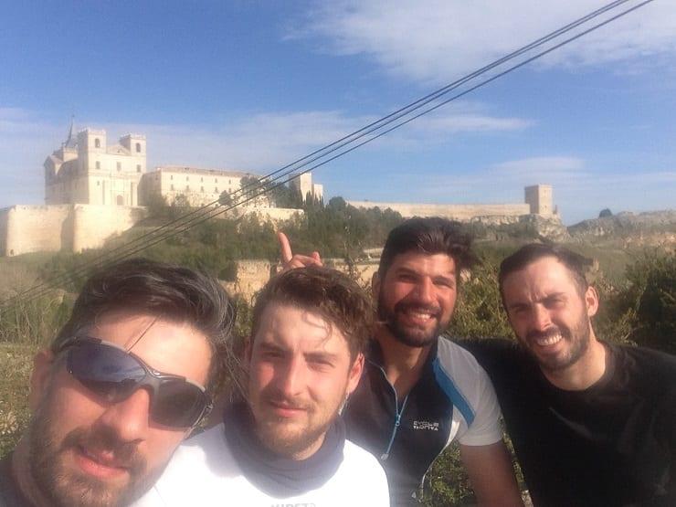 Sweat4Sucess en Uclés, Cuenca