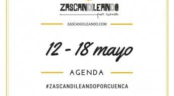Agenda del 12 al 18 de mayo de 2016 en Cuenca