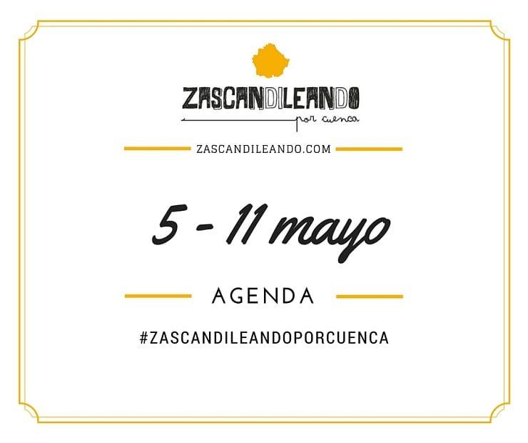 Ocio en Cuenca y su provincia del 5 al 11 de mayo de 2016