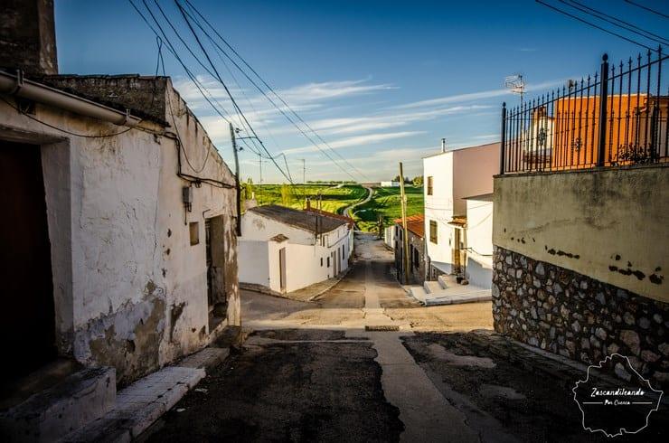 Caminando por Villarejo de Fuentes