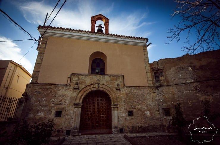 Capilla del Rosario, Villarejo de Fuentes, Cuenca
