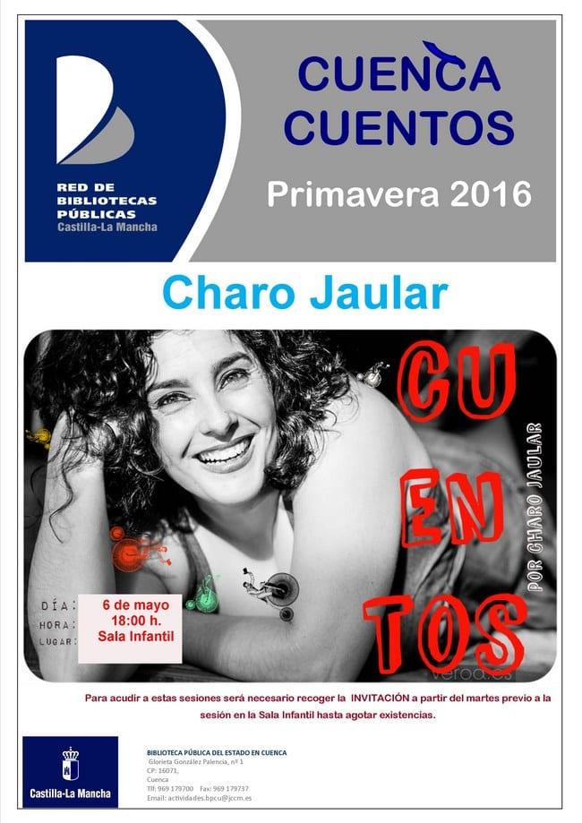 CuencaCuentos 2016_05_06 Charo Jaular