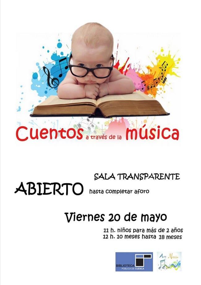 Cuentos para bebés en Cuenca