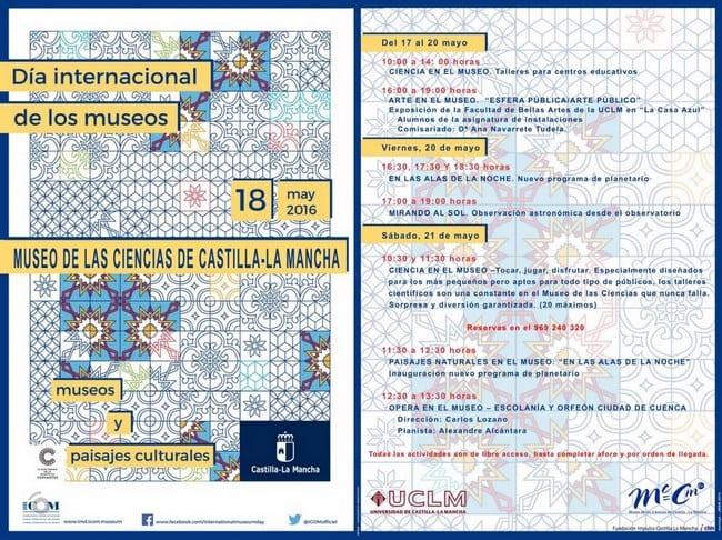 Dia de los Museos en Cuenca