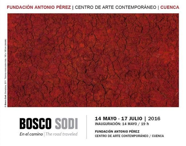 Exposicion de Bosco Sodi en la Fundación Antonio Pérez
