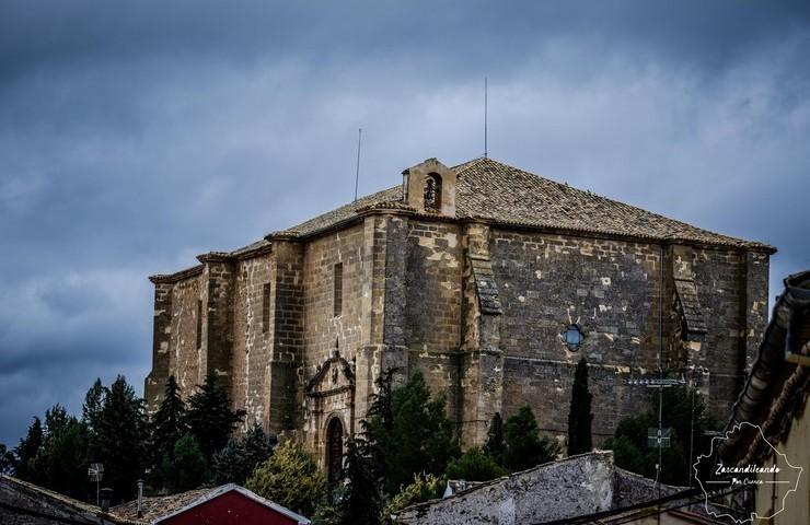Nuestra Señora de la Asunción en Canalejas del Arroyo