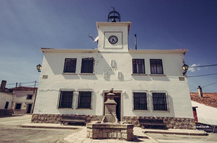 Ayuntamiento de Masegosa (Cuenca)