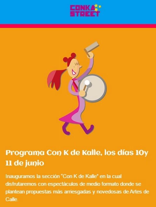 Con K de Kalle en Cuenca