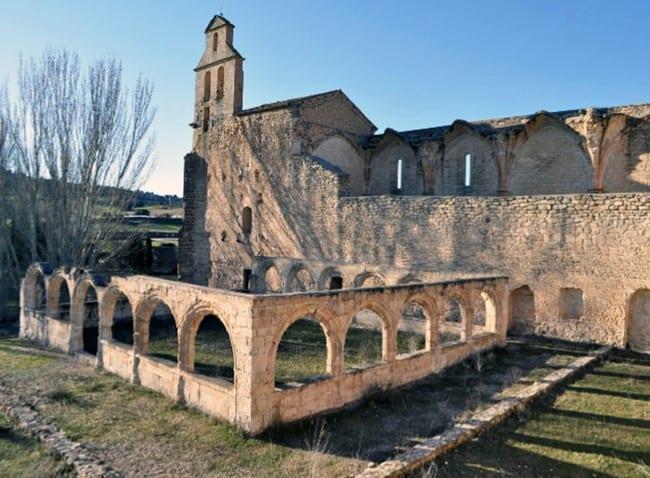 Convento del Rosal, en Priego, Cuenca