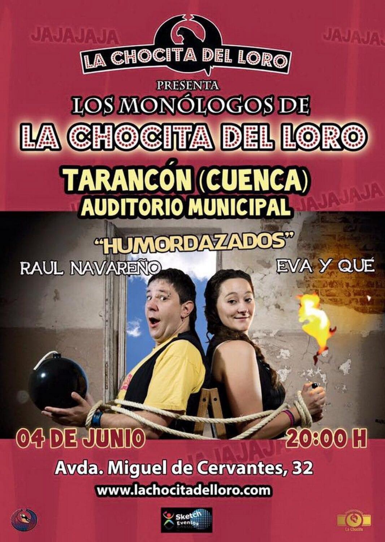 Humordazados_Monologo_Tarancon