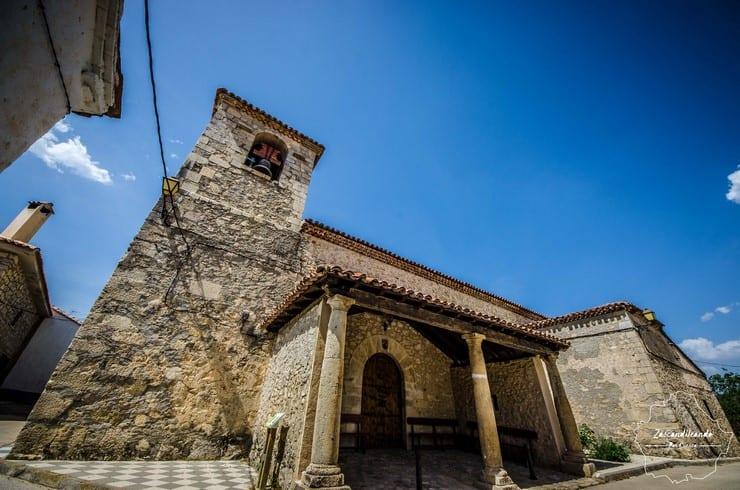Iglesia de Santa Ana en Masegosa