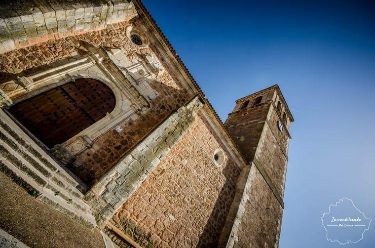 Iglesia de Campillo del Altobuey
