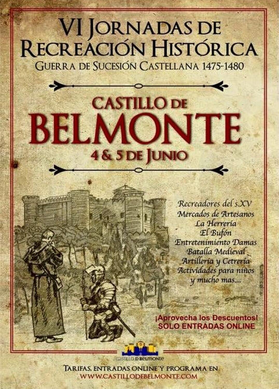 Jornadas_Recreacion_Historica_Castillo_Belmonte