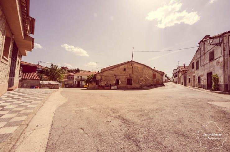 Calles de Masegosa