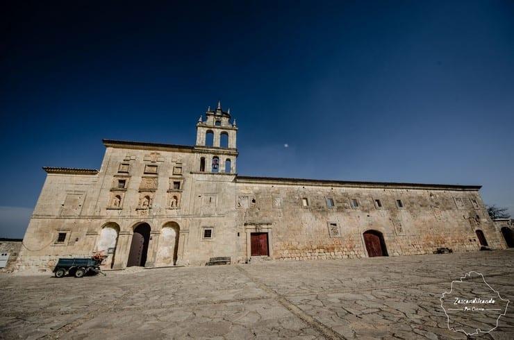 Santuario de la Virgen de la Loma, barroco en la provincia de Cuenca