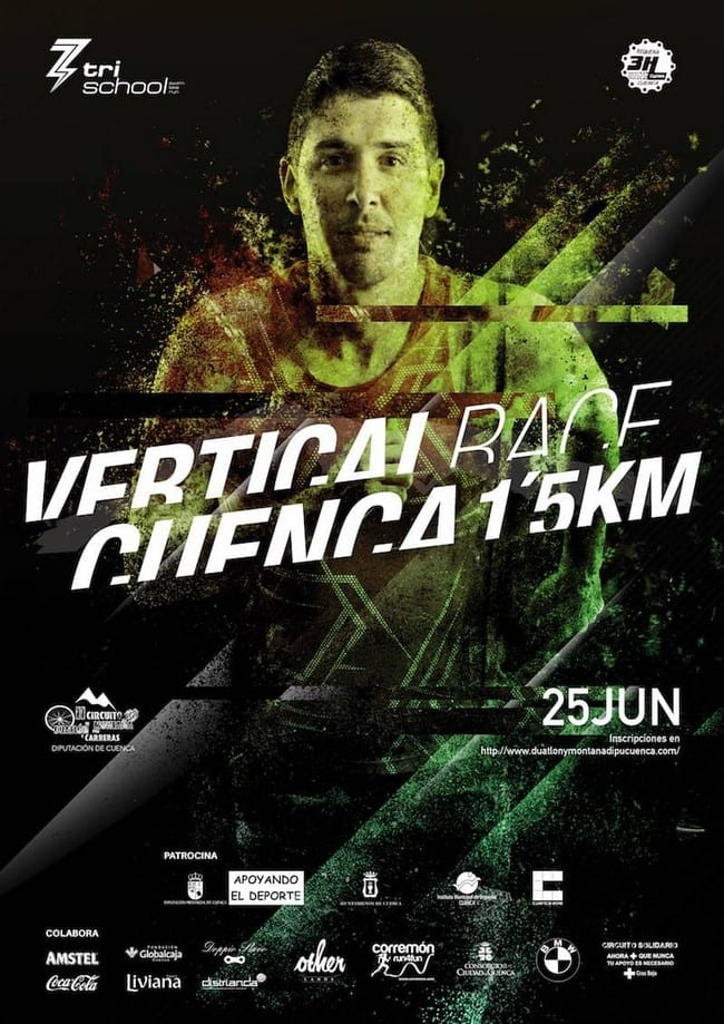 Carrera Vertical Race en Cuenca
