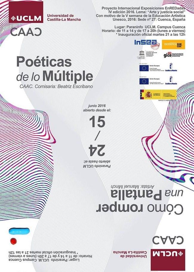 Exposiciones en el Paraninfo de la UCLM