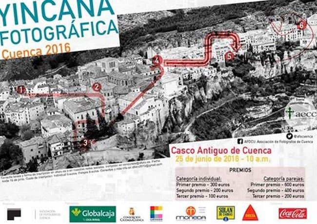 Yincana Fotográfica por el Casco Antiguo de Cuenca