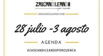 Agenda del 28 de julio al 3 de agosto de 2016 en Cuenca