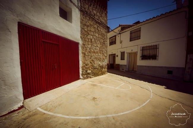 Baloncesto en San Pedro Palmiches