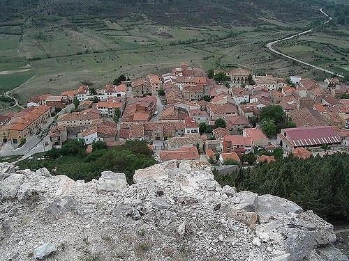 Beteta (Cuenca) desde las ruinas del castillo - Luiyo https://flic.kr/p/2seeU