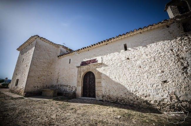 Ermita del pueblo de Aliaguilla