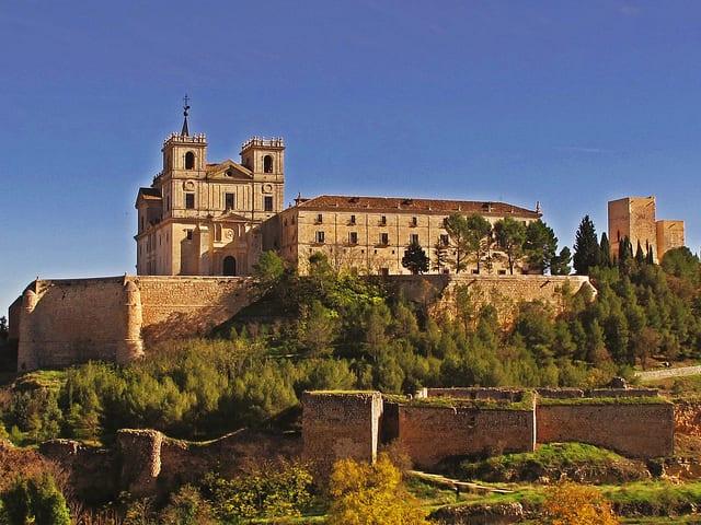 """Monasterio de Santiago de Uclés * El escorial """"Chico"""" - jacinta lluch valero https://flic.kr/p/dwkTrz"""